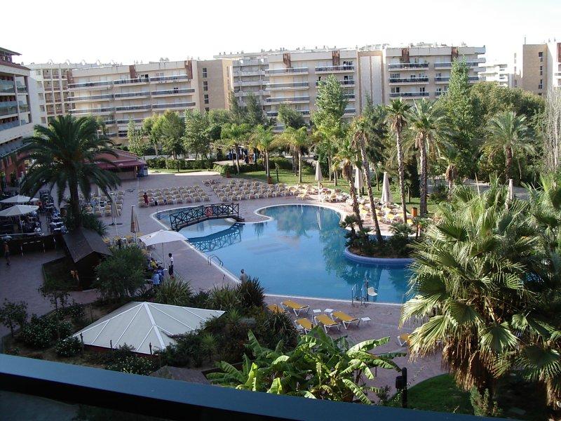 Hotel Villa Romana, en Salou