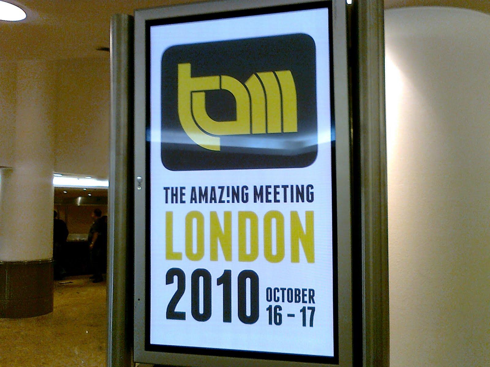 TAM London 2010