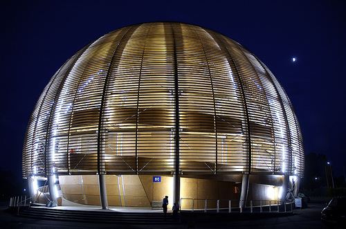 CERN - The Globe of Science and Innovation